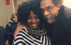 With Cornel West